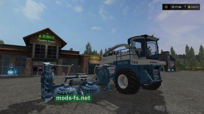 Енисей KCK-324 для Farming Simulator 2017