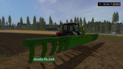Large plow для FS 2017