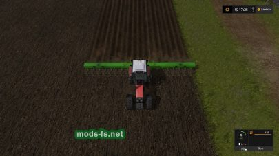 Large plow mods