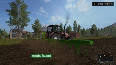 Large plow FS 2017