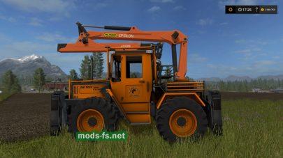 MB TRAC 1000