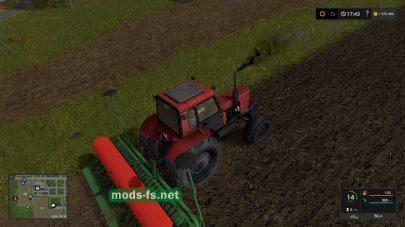 MTZ 82 mods