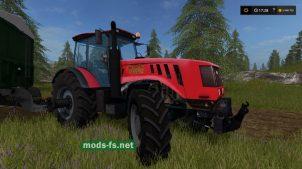 Мод трактора МТЗ 3022 ДЦ