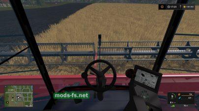 Комбайн palesse для FS 17