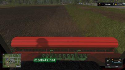 Semoir Nodet 4M mods