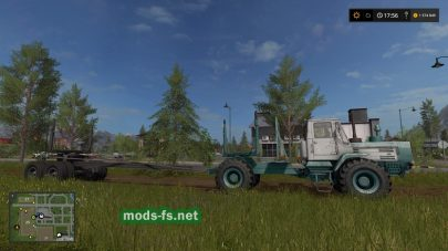 T-150K TIMBER CARRIER для FS 17