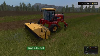 New Holland HO8060 FS 17