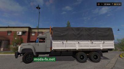 ЗиЛ-133 mods