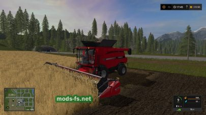 Case IH Axial Flow 7130 EU