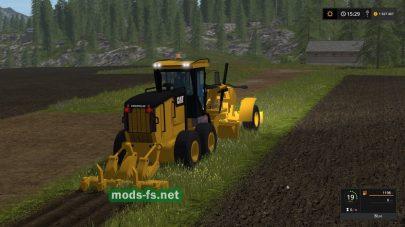 CATERPILLAR 140M mods