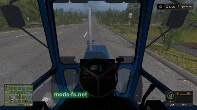 Трактор FORD для игры Фермер Симулятор