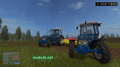 FORD 7810 для FS 17