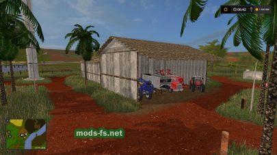 Мод карты Mudymap Brasil