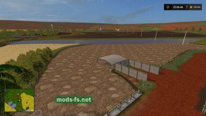 Карта Бразилии для Farming Simulator 2017