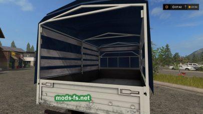 ЗИЛ-5301 mods FS 17