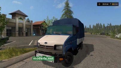 ЗИЛ-5301: скриншот в Фермер Симулятор