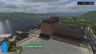 Скриншот карты UMRV