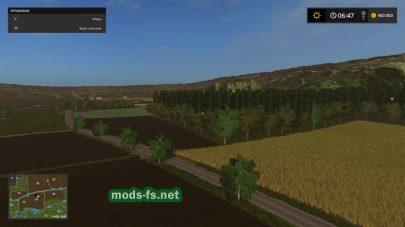 Stappenbach 17: карта с маленькими полями