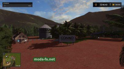 Fazenda Baixa Verde map