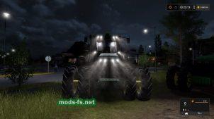 JD 8400 US mods