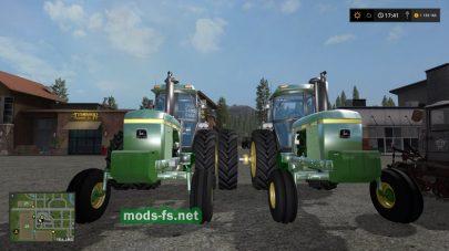 Трактор JD4440
