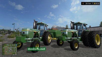 Мод трактора JD4440