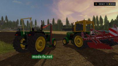Мод тракторов John Deere 1030
