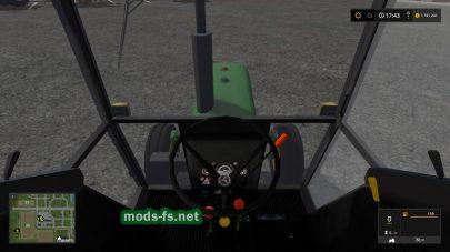 Мод небольшого трактора для Farming Simulator 2017