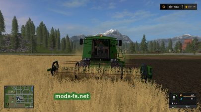 JOHN DEERE 2058 mods