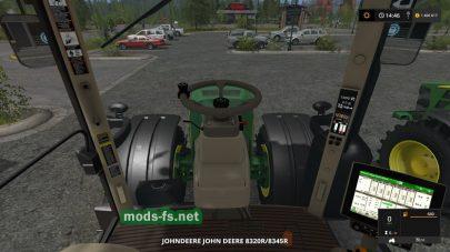 8345R mods