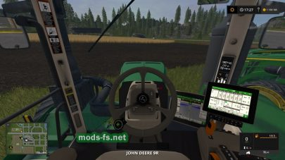 John Deere 9R mods