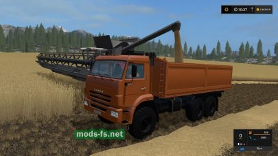 kamaz-43118 mods