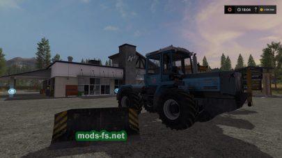 ХТЗ T-150 09 25