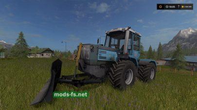 Мод трактора ХТЗ T-150 09 25