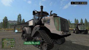 Мод на трактор Кировец К9450