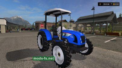 Мод на маленький трактор для Farming Simulator 2017