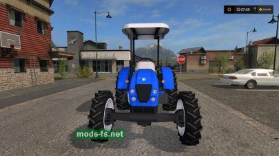 Landini U60 mods