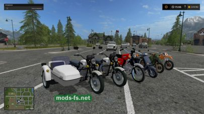 moto pack mods