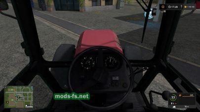 Мод MTZ 1220.3 FL для FS 17