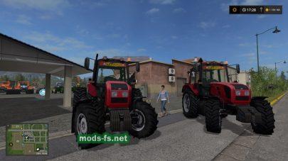 MTZ 1220.3 FL mods