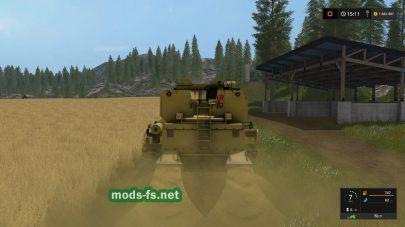 NEW HOLLAND TF78 mods