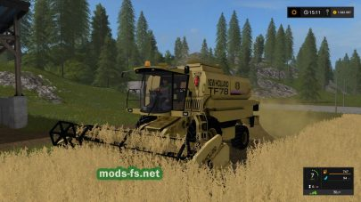 NEW HOLLAND TF78 для FS 2017