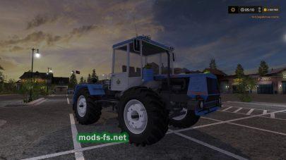 Трактор SKODA для FS 2017