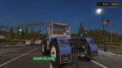 Мод трактора SKODA LIAZ 180