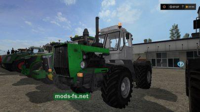 t-150k 2017 mods
