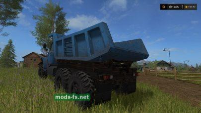 Грузовик Урал 4320-41 для FS 17