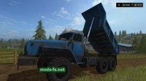 ural-4320 mods