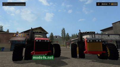 Versatile 450 для Farming Simulator 2017