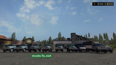 zil pack