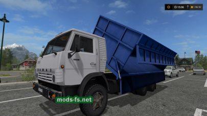 kamaz-55102 FS 17